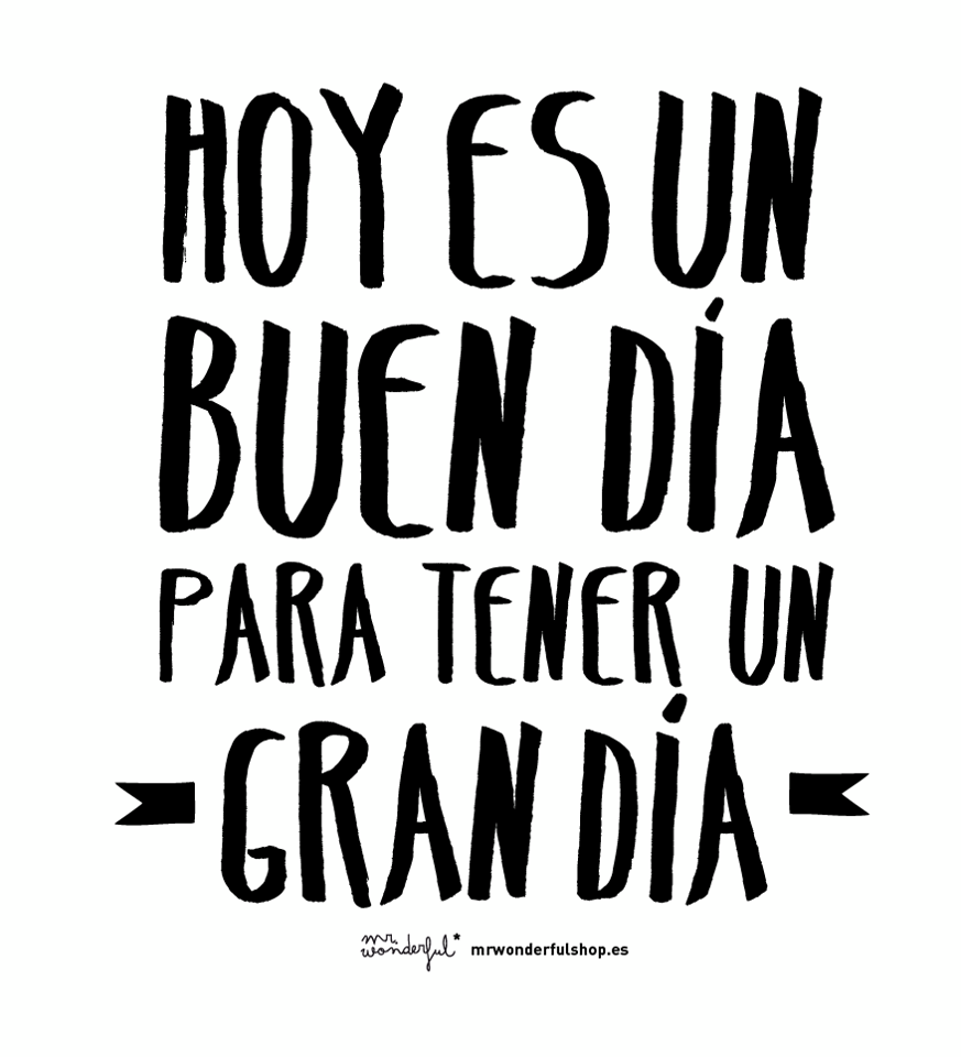 Mr. Wonderful, positivos 100%